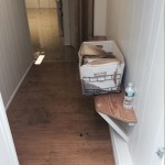 Campbellhallway-flood-damage-repair