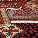 ancient handmade carpets and rugs-Campbell